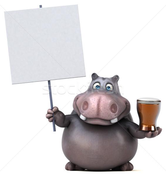 Hippo Stock photo © julientromeur