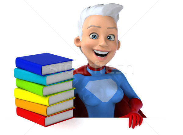 Super woman Stock photo © julientromeur