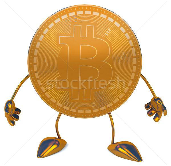 bitcoin ilustrare