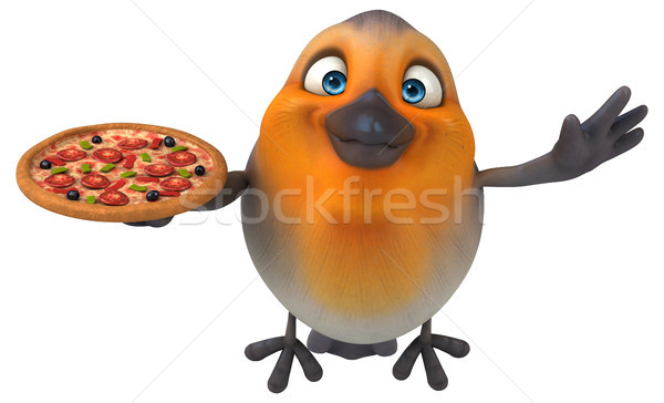 Red robin Stock photo © julientromeur