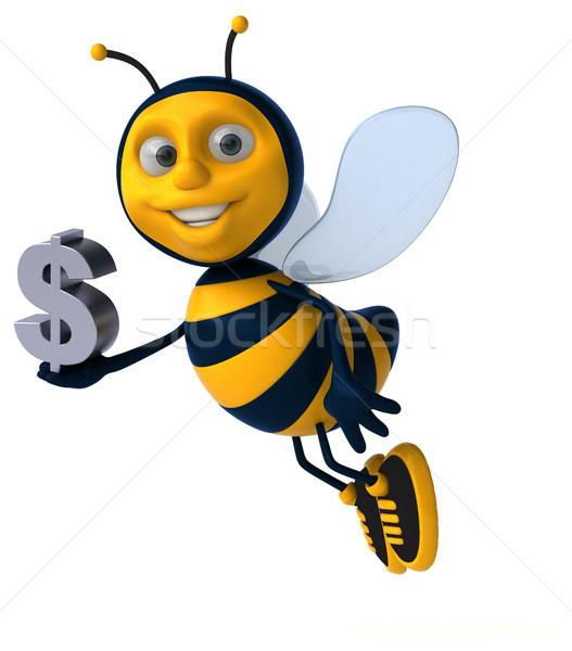 楽しい 蜂 ワーカー 金融 はちみつ ドル ストックフォト © julientromeur