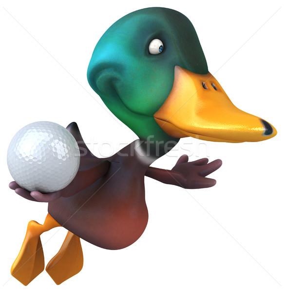 Fun duck Stock photo © julientromeur