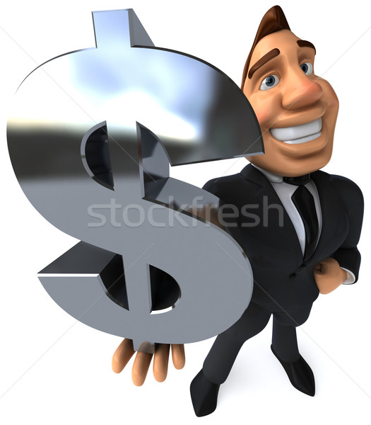 Rich businessman Stock photo © julientromeur