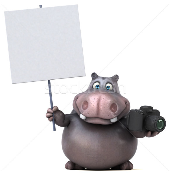 Hippo Stock photo © julientromeur
