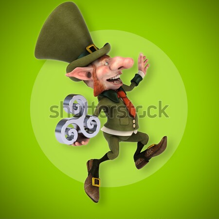 Sexy witch - 3D Illustration Stock photo © julientromeur