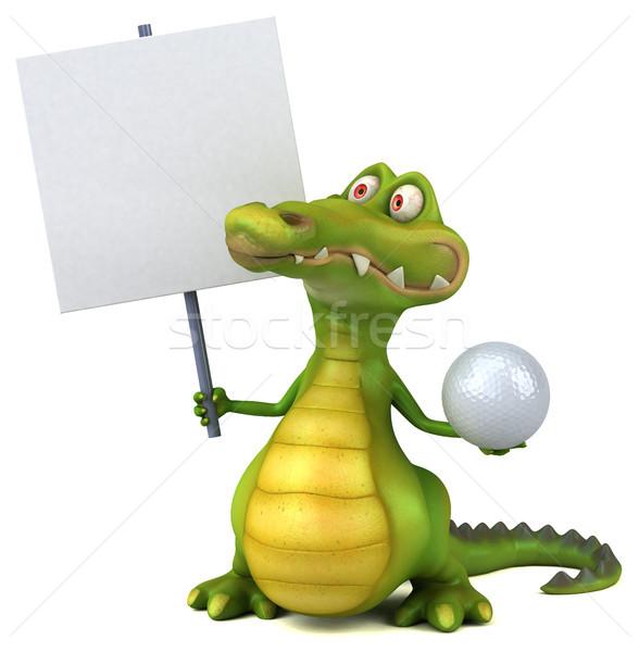 Crocodile Stock photo © julientromeur