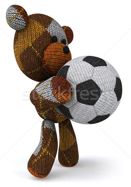 Teddy bear Stock photo © julientromeur