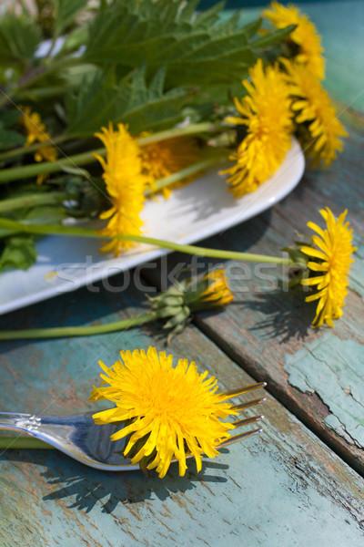 Fresh herbs Stock photo © Julietphotography