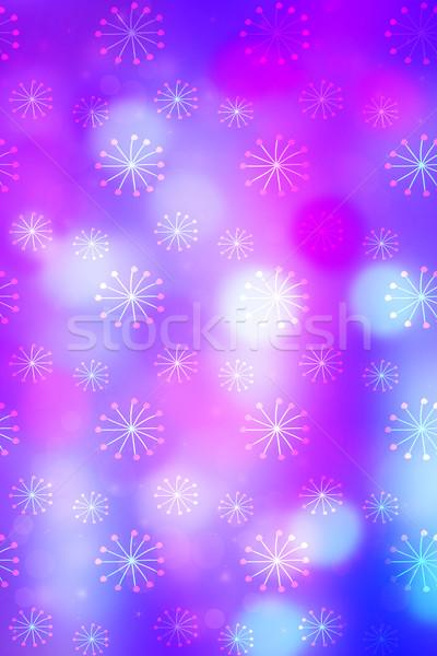 художественный bokeh фары графических Элементы аннотация Сток-фото © Julietphotography