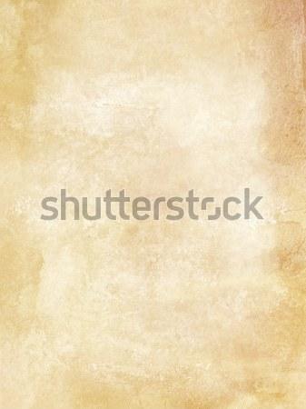 Licht bruin papier ontwerp Stockfoto © Julietphotography