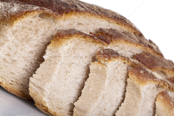 Saboroso fresco pão Foto stock © juniart