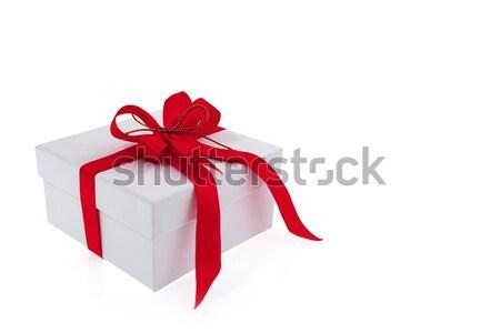 Noël temps cadeau amour Shopping Photo stock © kaczor58
