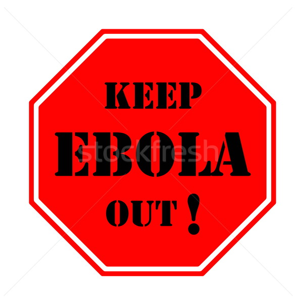 Ebola Stock photo © kaczor58