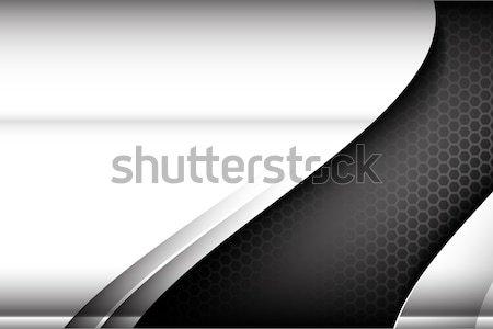 Metalen staal honingraat element textuur schilderij Stockfoto © kaikoro_kgd