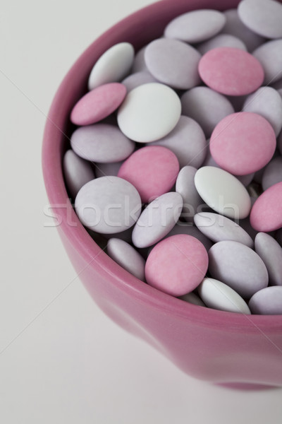 Pastel colored candy Stock photo © Kajura