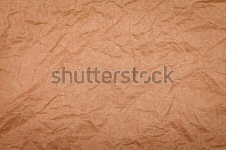 Creasy paper background Stock photo © kalozzolak