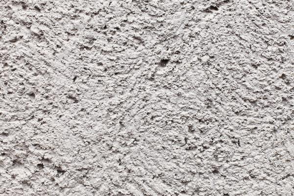 Rub plaster wall Stock photo © kalozzolak