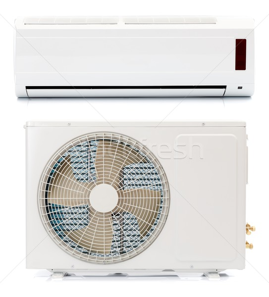 Air condition unit Stock photo © kalozzolak