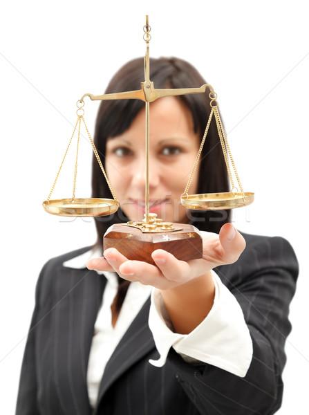 Balance Stock photo © kalozzolak