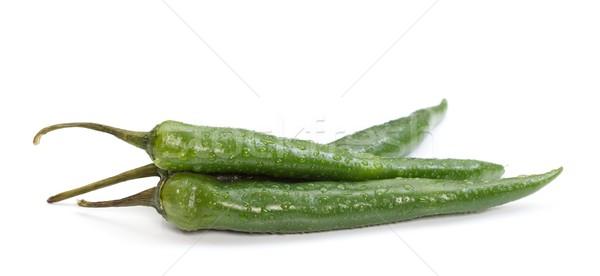 Chilli paprika Stock photo © kalozzolak
