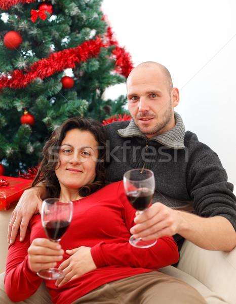 Cheers Stock photo © kalozzolak