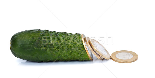 Expensive vegetables Stock photo © kalozzolak