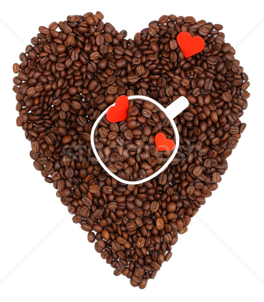 Coffee lover Stock photo © kalozzolak