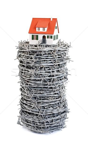 Protect your home! Stock photo © kalozzolak