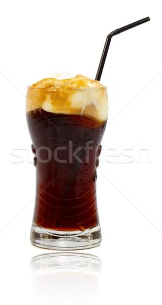 Cooling juice Stock photo © kalozzolak