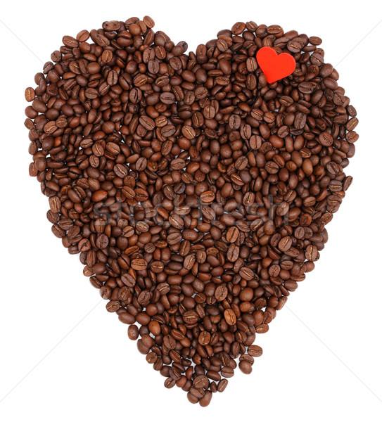 Love for the coffee Stock photo © kalozzolak