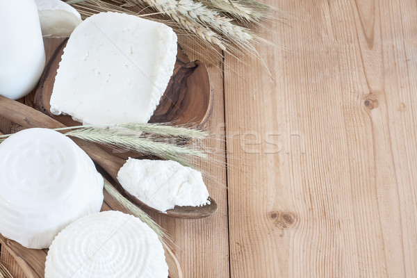 Shavuot background Stock photo © Karaidel