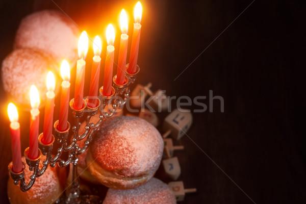 Hanukkah Stock photo © Karaidel