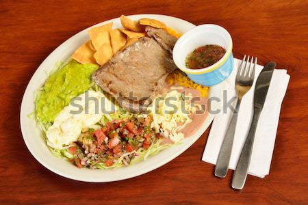 Latin cuisine. Stock photo © karammiri