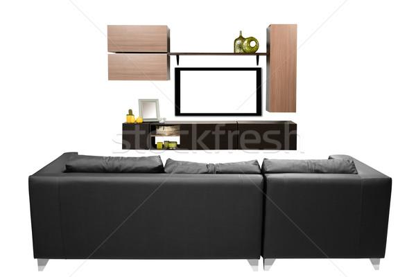 Living room furniture. Stock photo © karammiri