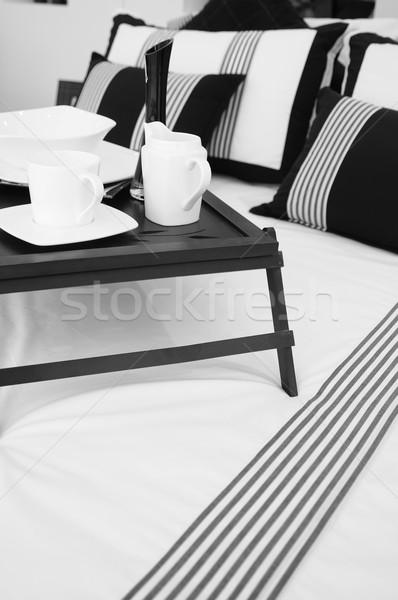 Bedding. Stock photo © karammiri