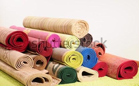 Carpet. Stock photo © karammiri