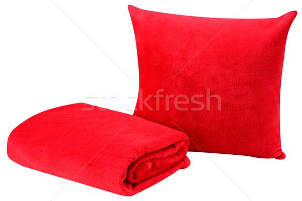 Bedding objects. Clipping path Stock photo © karammiri
