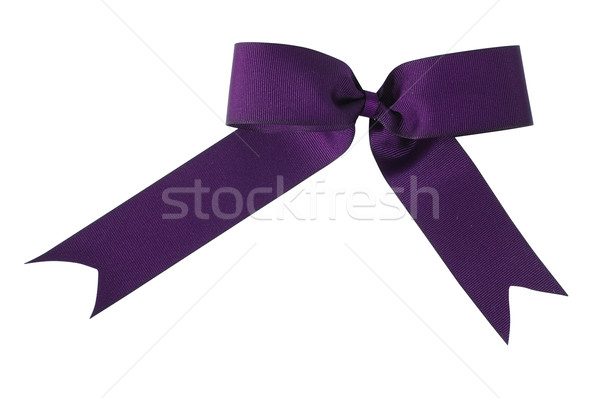 Ribbon. Clipping path Stock photo © karammiri