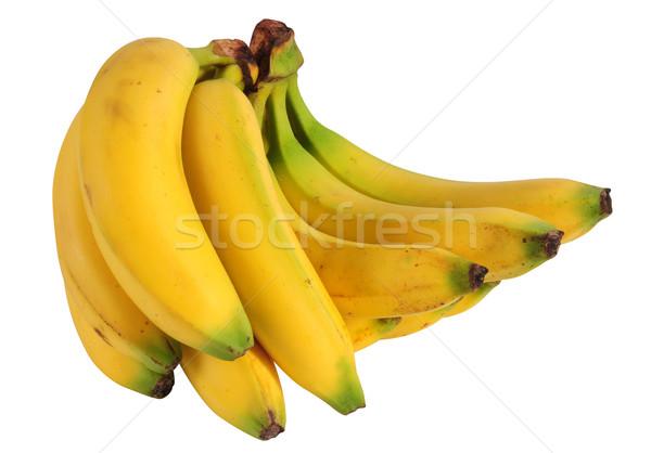 Bananas. Platano. Stock photo © karammiri