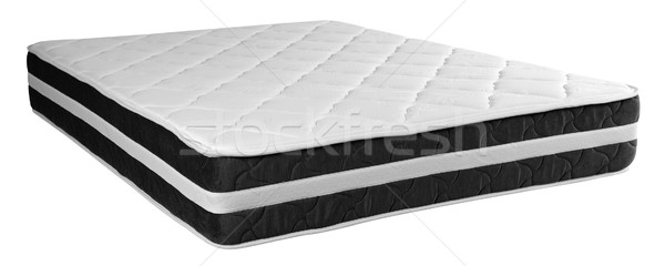 Mattress. Clipping path Stock photo © karammiri