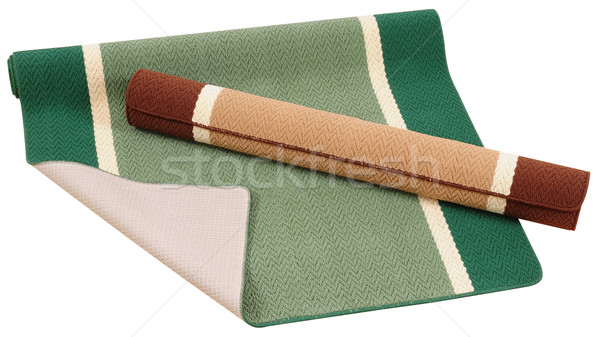 Сток-фото: ковер · ковер · текстуры · ткань · рынке