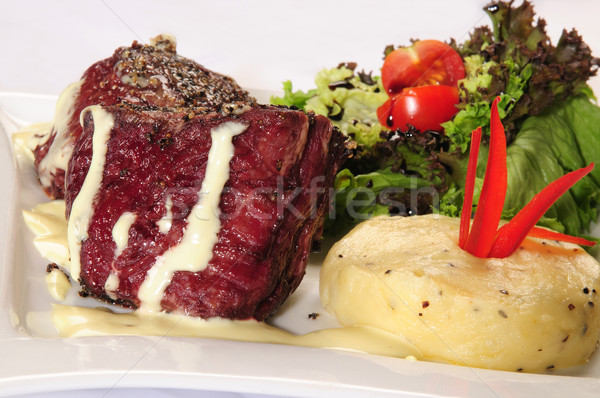 Filet Mignon Stock photo © karammiri