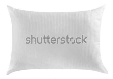 Pillow. Clipping path Stock photo © karammiri
