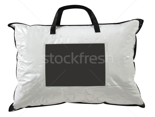Pillow case isolated. Stock photo © karammiri