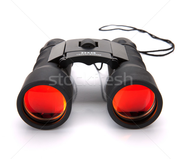 Binoculars Stock photo © karandaev