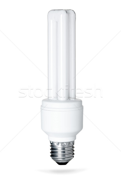Energy saving lamp Stock photo © karandaev