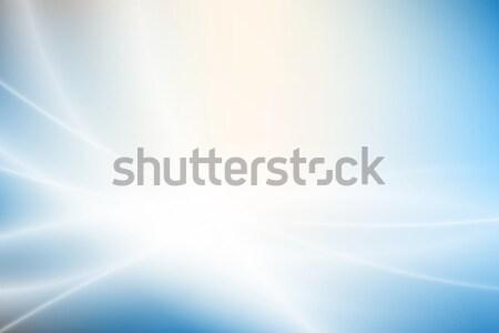 Színes fény gradiens absztrakt copy space terv Stock fotó © karandaev