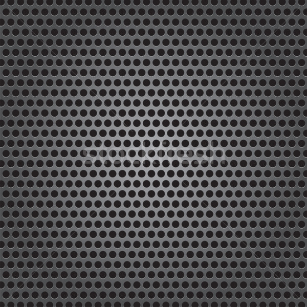 Metal texture sfondo metal texture speaker industria Foto d'archivio © karandaev