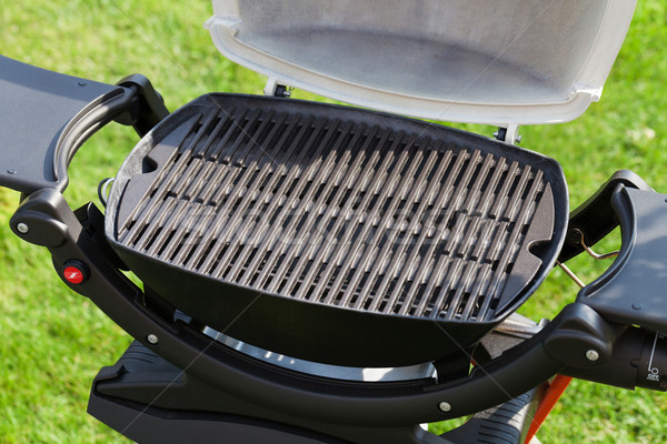 Barbecue grill Stock photo © karandaev