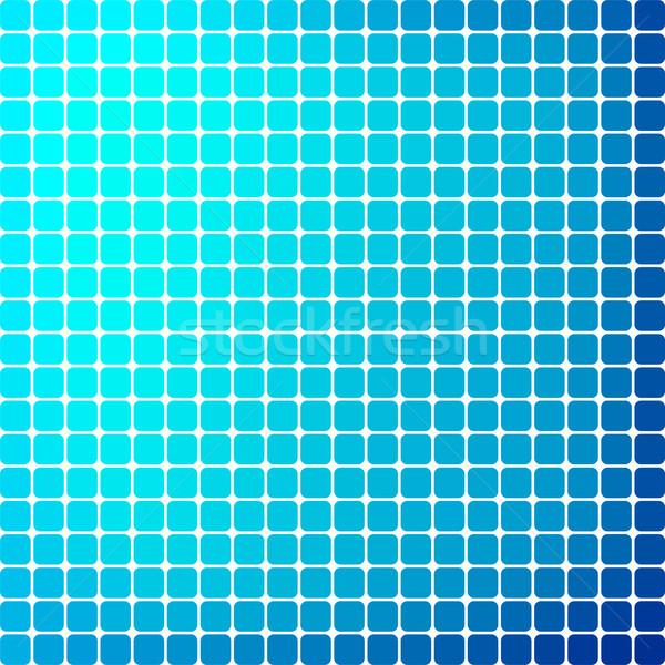 Abstract pixel mosaic gradient background Stock photo © karandaev